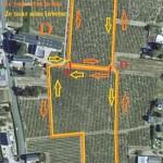 Circuit de la Marche  1420m Orange D 1 fois dans chaque sens