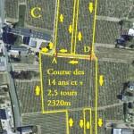 Circuit des Adultes 2320m C Jaune